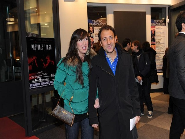 Emanuela Aureli e Sergio Folco