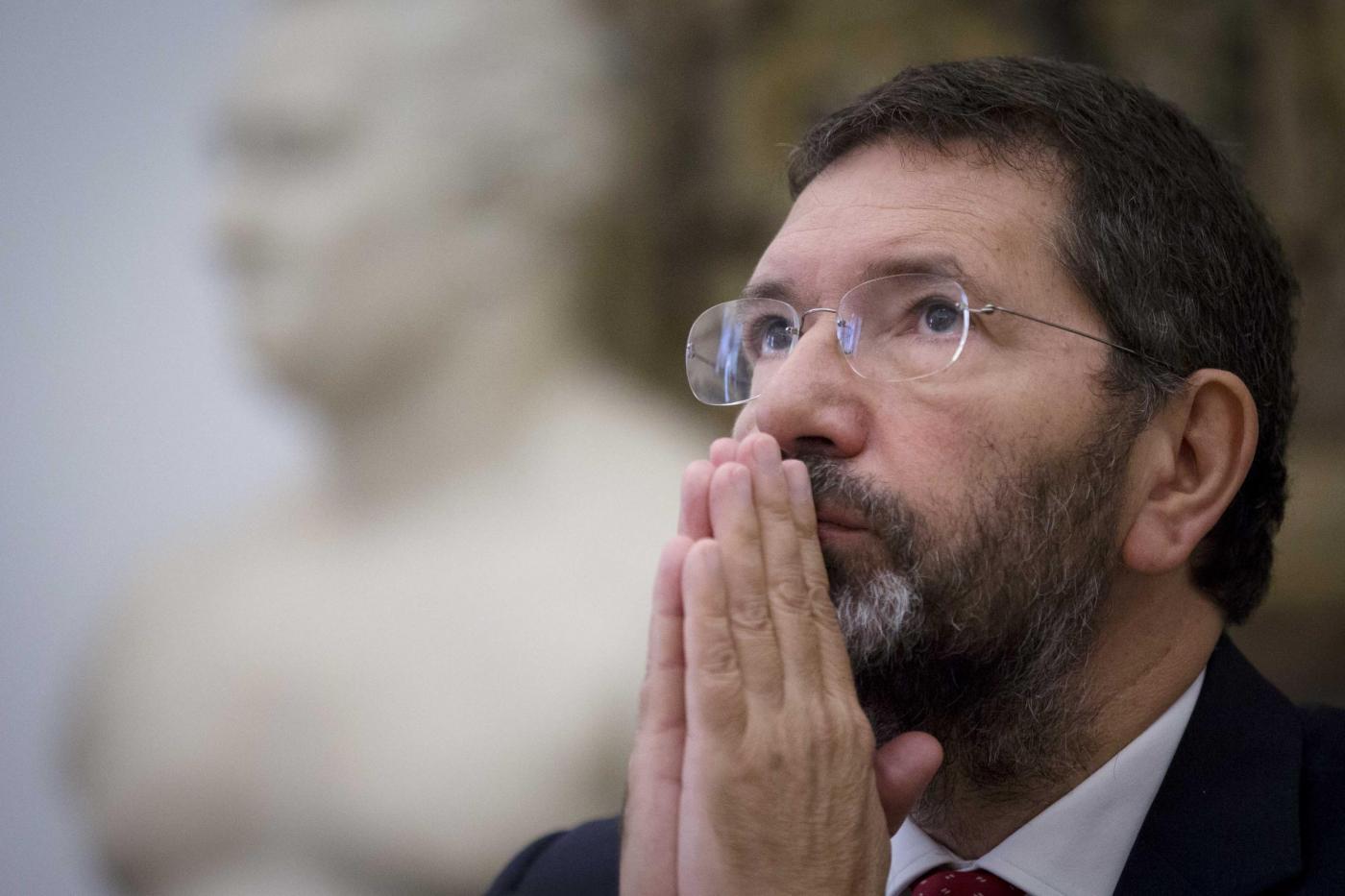 Roma, Ignazio Marino Torna negli Usa