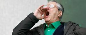Bossi Condannato: Insultò Napolitano