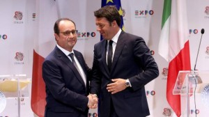 Osteria Francescana: arrivano Renzi e Hollande