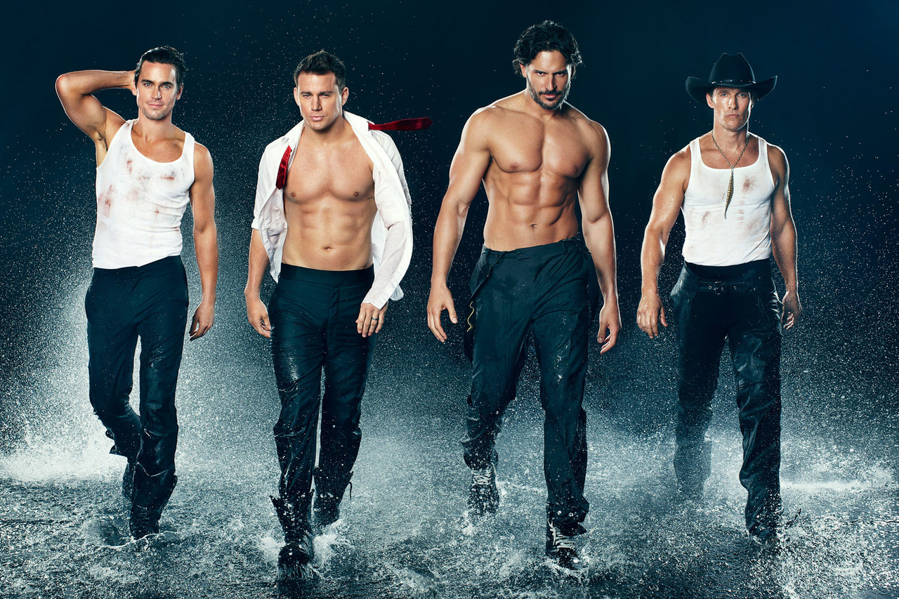 Magic Mike XXL al Cinema