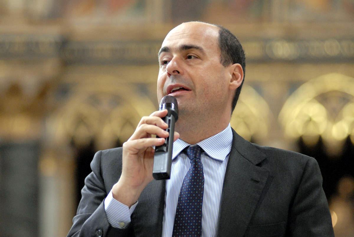 Nicola Zingaretti, Cantone Sospenderà Poteri Nomina