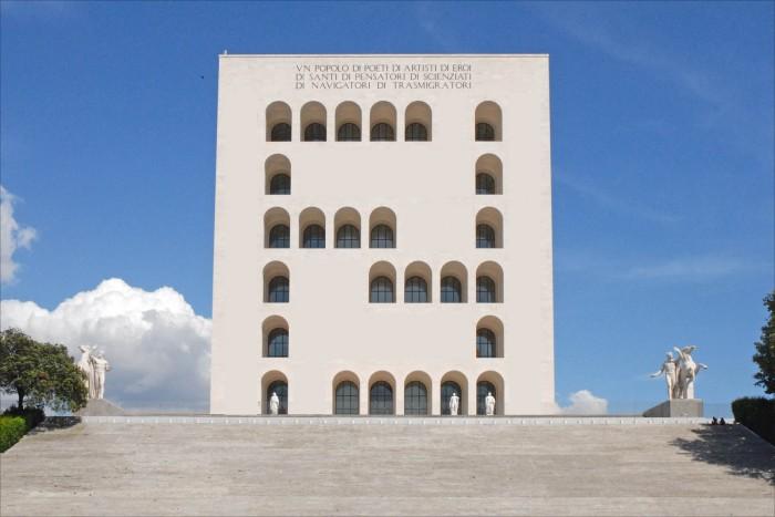 fendi nuova sede al palazzo della civilt italiana