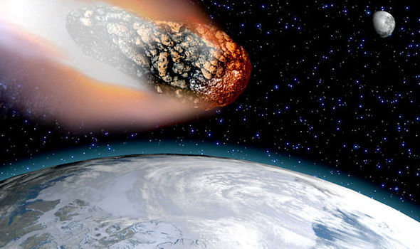 Asteroide Colpirà Terra ad Halloween?
