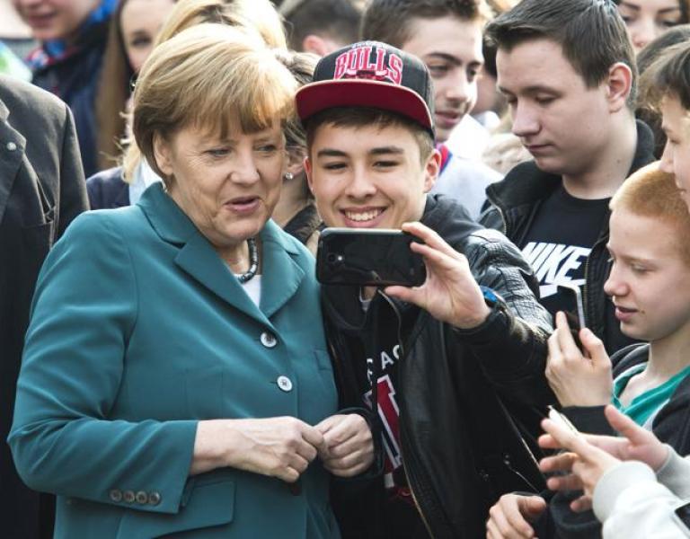 """Angela Merkel: """"Non Accoglierei mai Migranti a Casa Mia"""""""