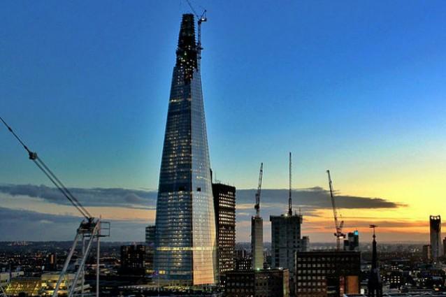Londra, Renzo Piano Difende Grattacieli