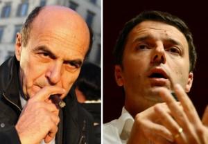 Bersani Accusa Renzi: Pd Isolato