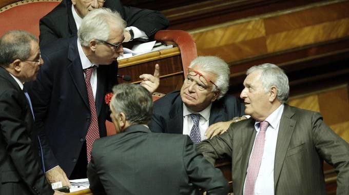 Gesti Sessisti in Senato, D'Anna e Barani Sospesi