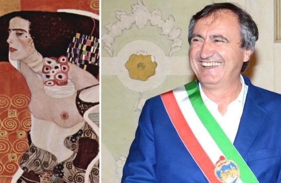Brugnaro Vende Klimt?