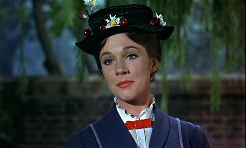 Julie Andrews Compie 80 anni