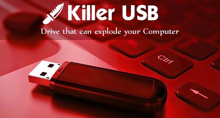 USB Killer: Pen Drive che Distrugge Pc in un Attimo
