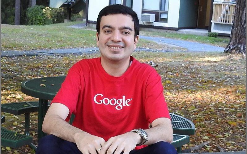 Google.com Comprato a 12 Dollari da Sanmay Ved