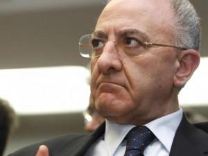 Vincenzo De Luca Indagato per Corruzione