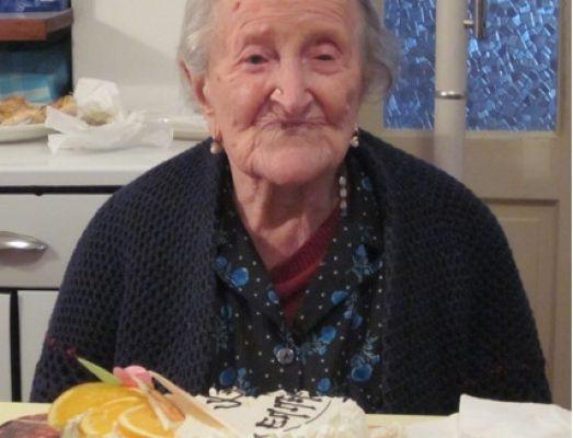 Emma Morano: 116 anni, donna più anziana d'Europa