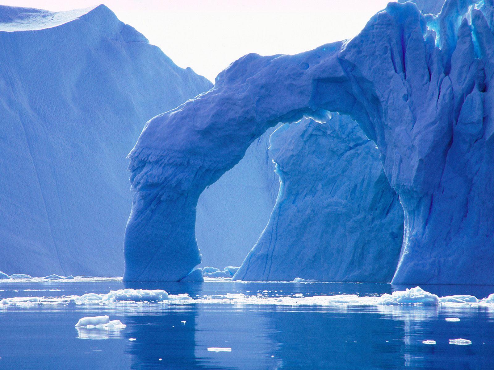 Groenlandia: Scioglimento Ghiacciai