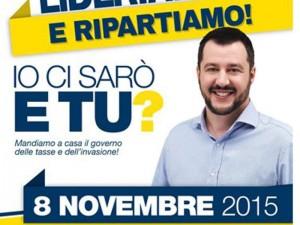 Lega Nord: Domenica Manifestazione a Bologna