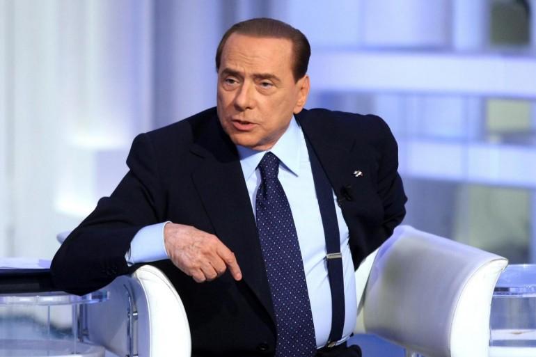 """Berlusconi a Porta a Porta: """"Renzi non Ha Mantenuto Promesse"""""""