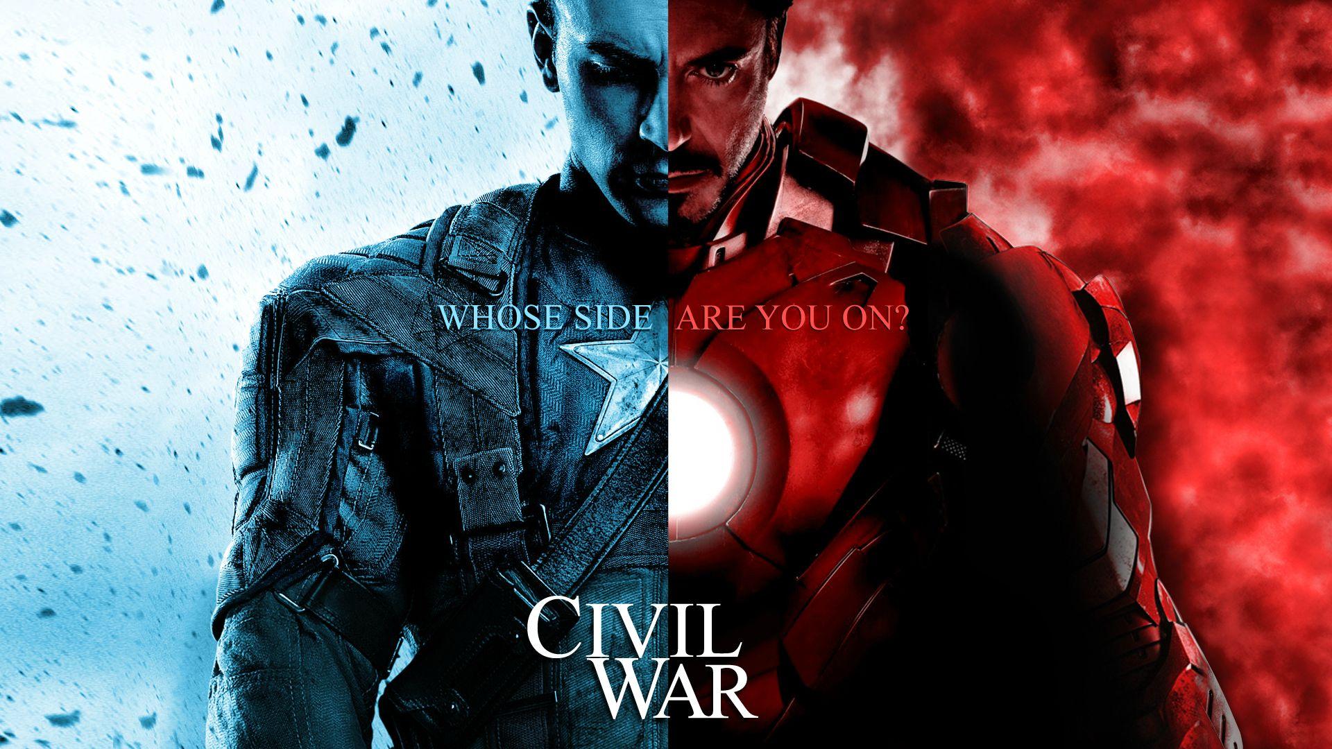 Captain America: Civil War, dal 4 Maggio nei Cinema Italiani