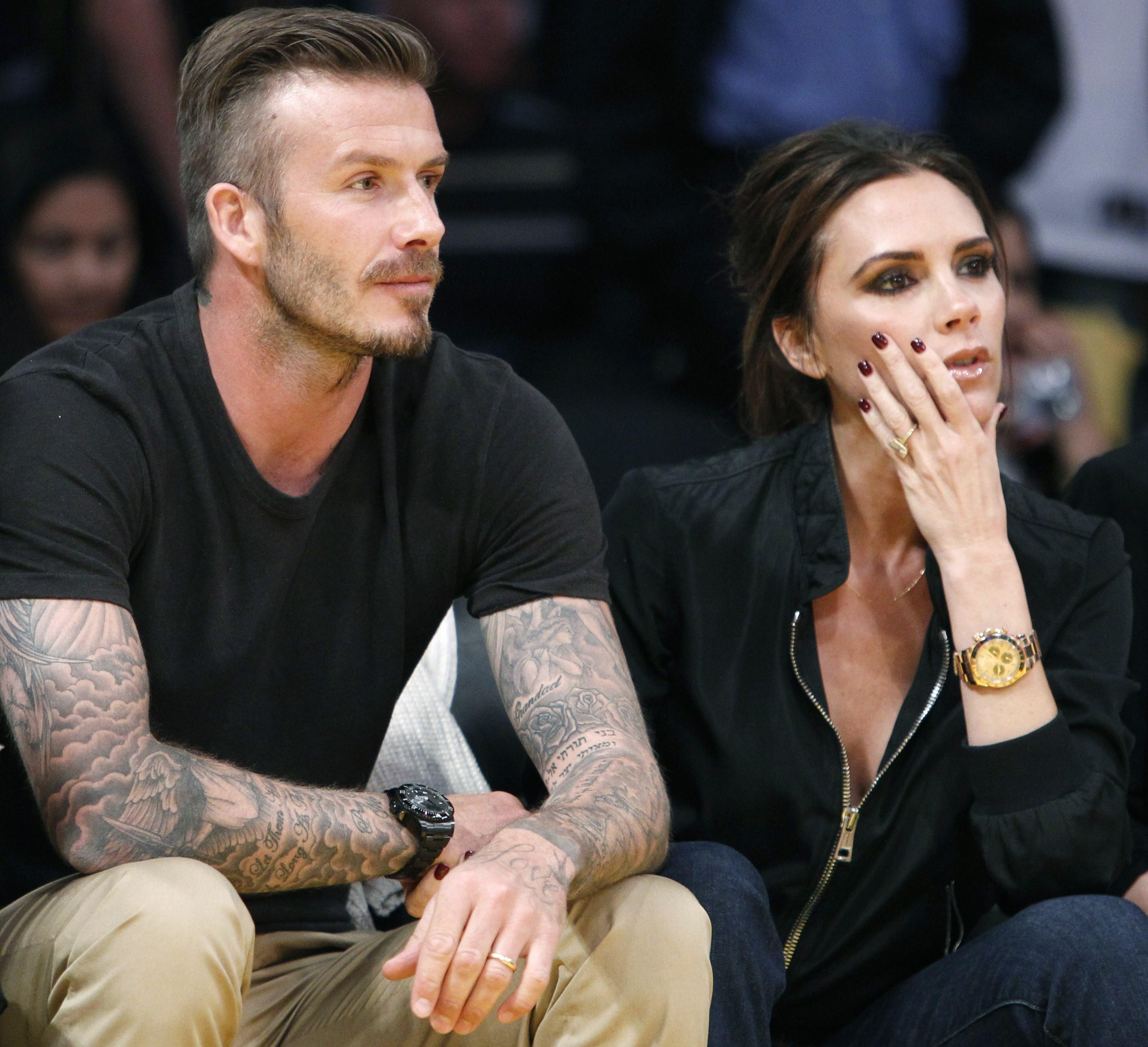 David Beckham: Uomo più Sexy del Pianeta per People