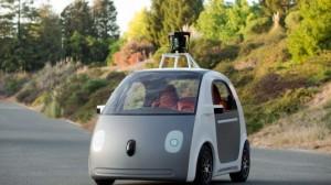 Google Car Fermata dalla Polizia: Va troppo Piano