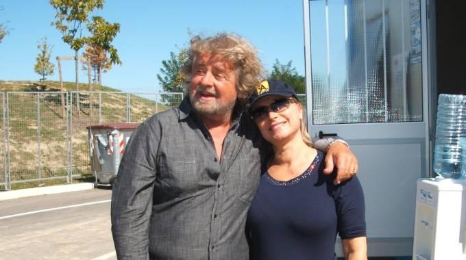 Grillo, Ex Moglie Diventerà Sindaco di Rimini?