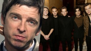 Noel Gallagher Critica One Direction