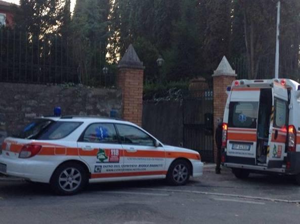 Perugia, Agente Immobiliare Imbraccia Fucile e Uccide Moglie