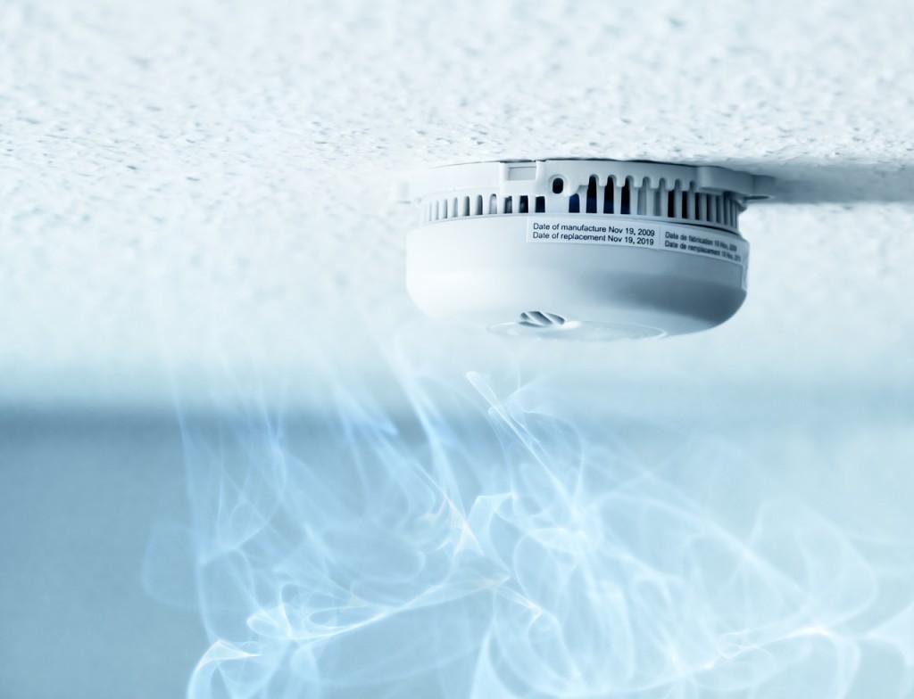 Sistemi di rilevazione e allarme incendi Modena