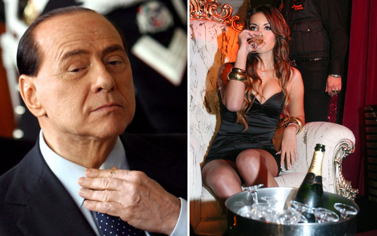 Ruby, Berlusconi Nuovamente sul Banco degli Imputati?