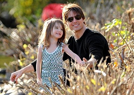 Tom Cruise non vede Suri da 2 anni