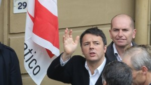 Renzi promuove iniziativa Italia coraggio