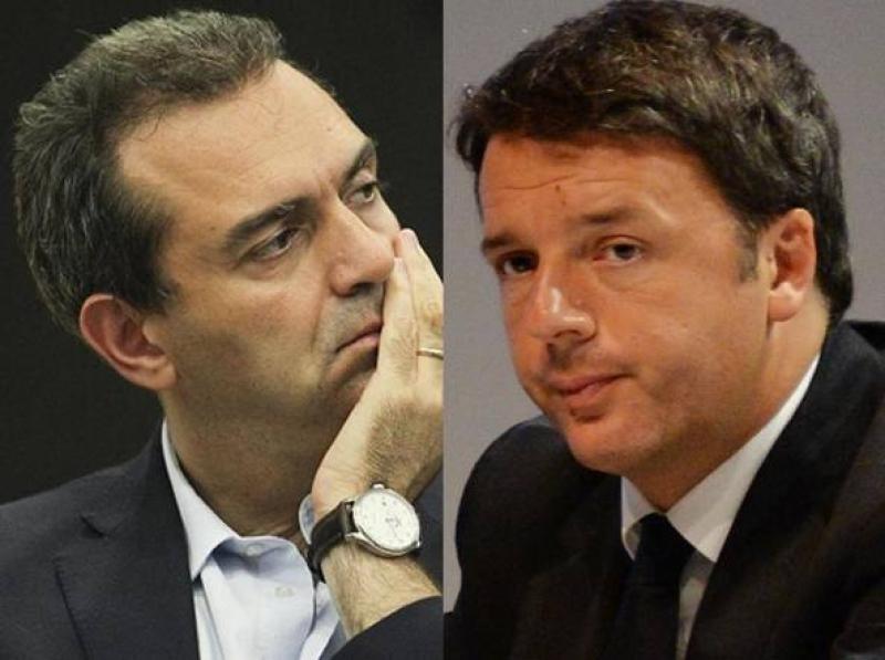 Renzi non va a Napoli per De Magistris