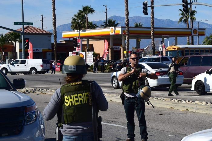 San Bernardino: strage nel centro servizi sociali