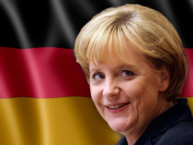 Angela Merkel: persona dell'anno 2015