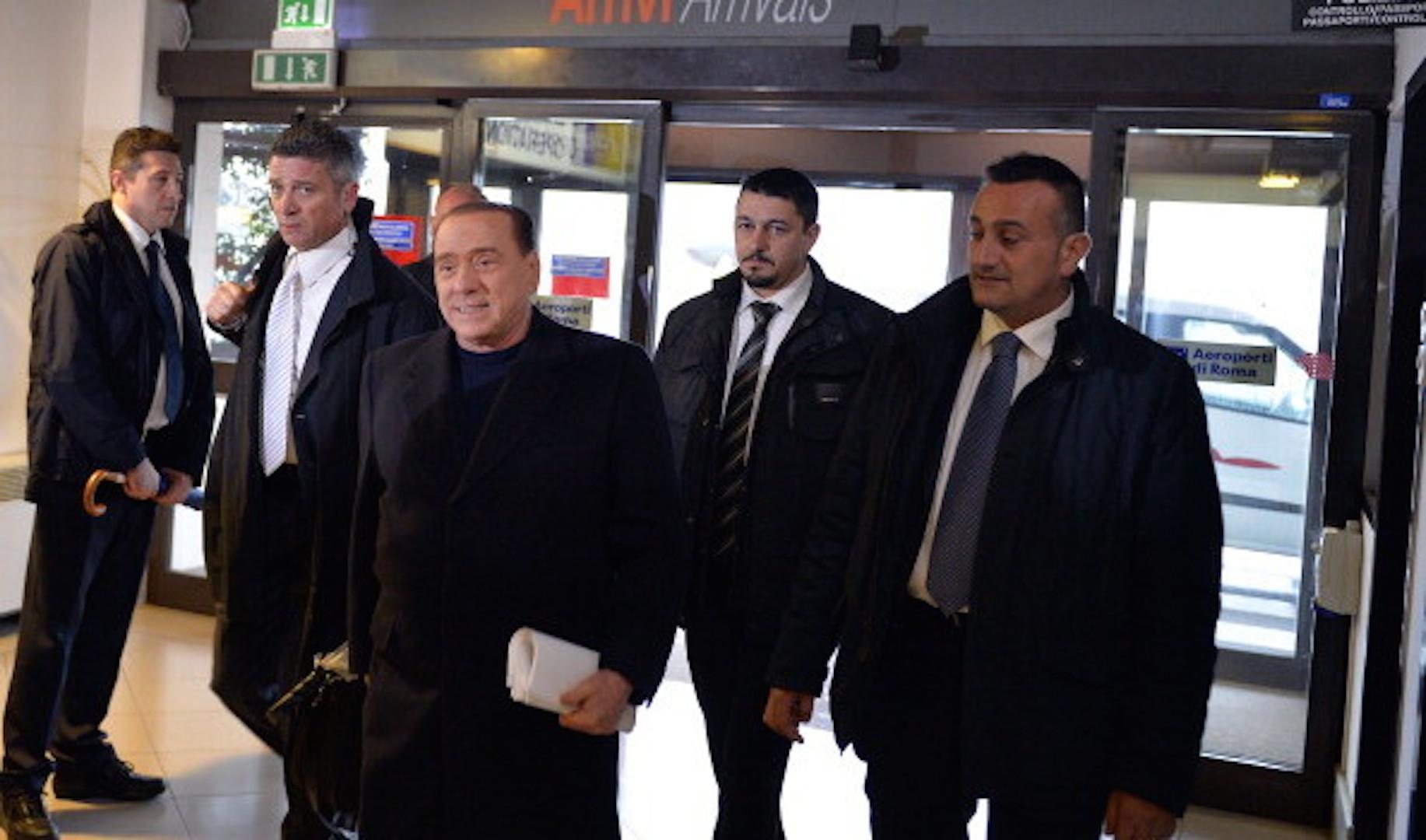 Silvio Berlusconi ricoverato per sostituzione batteria pacemaker