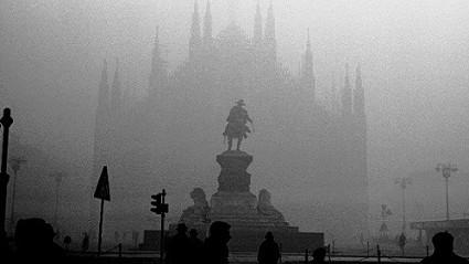 Milano, smog record