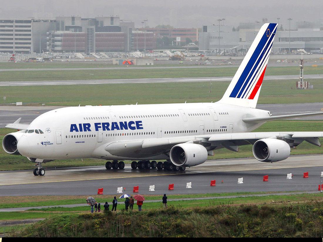 Allarme bomba su volo Air France diretto a Parigi