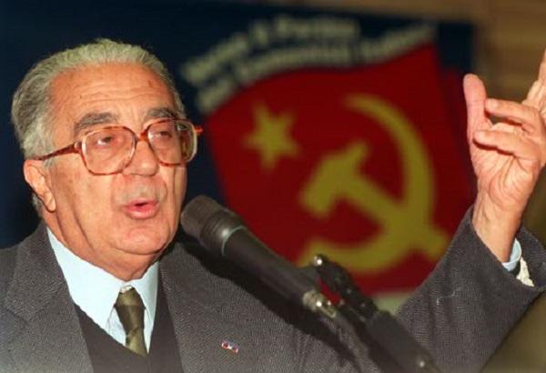 Armando Cossutta è morto
