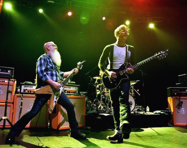 Eagles of Death Metal recupero concerti Italia