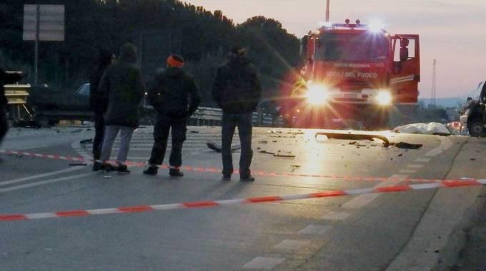 Martinsicuro: Audi Q7 contro Polo, due morti