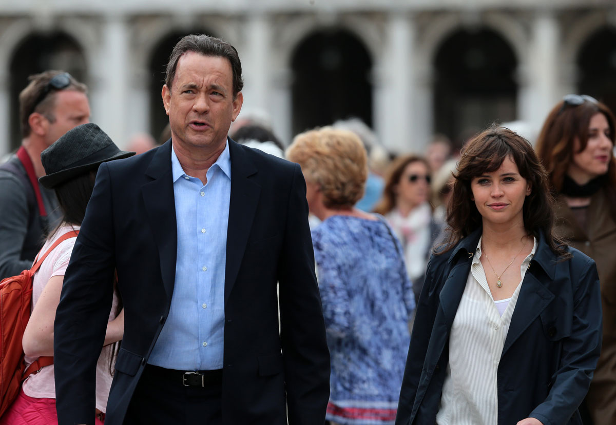 "Tom Hanks sarà Langdon in ""Inferno"""