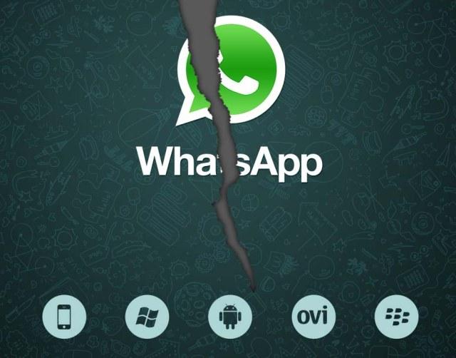 WhatsApp ko con troppe emoji