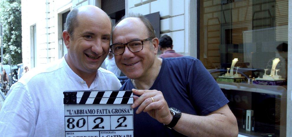 L'Abbiamo Fatta Grossa: Verdone e Albanese Arrivano al Cinema