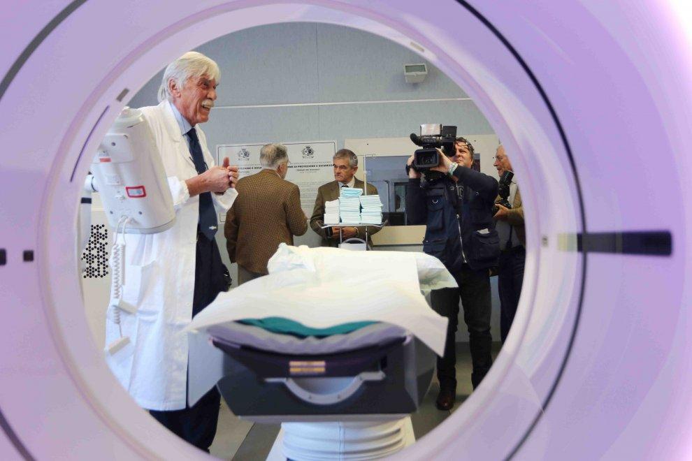Tac Revolution a Torino: radiazioni inferiori e diagnosi precise