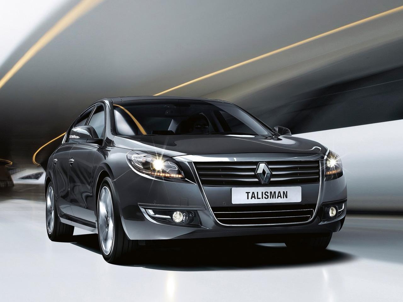 Renault Talisman Approda nei Concessionari Italiani