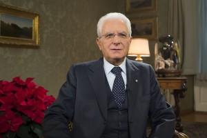 Mattarella: discorso di fine anno incentrato su disoccupazione e terrorismo