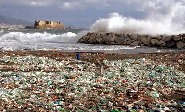 Oceani: più plastica e meno pesci entro il 2050