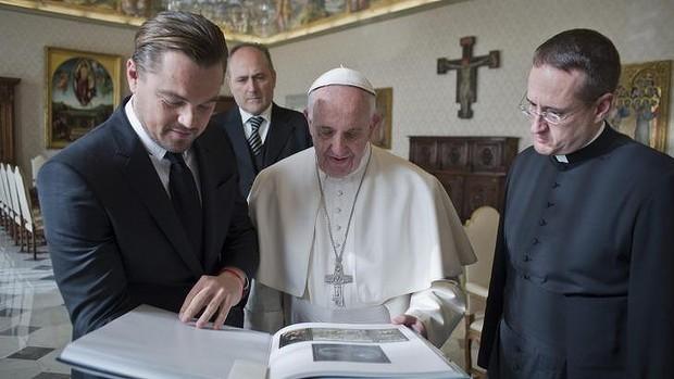 Di Caprio dal Papa: Incontro su Ambiente