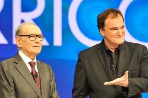 Ennio Morricone vince Golden Globe per miglior colonna sonora: Quentin Tarantino ritira premio
