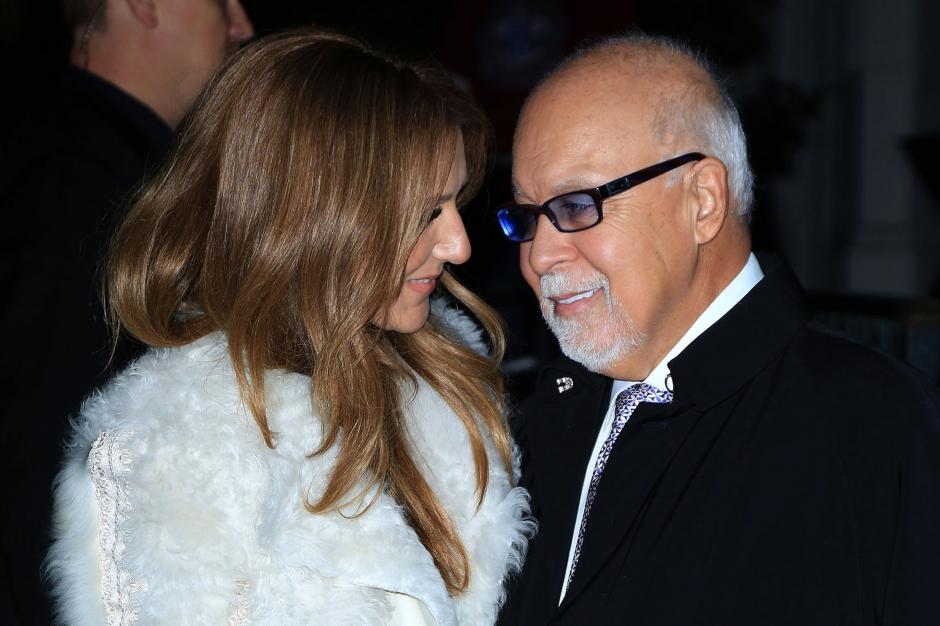 Celine Dion: morto marito René Angélil